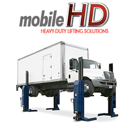 Challenger CLHM-135 Mobile HD – Mobile Column Lifts