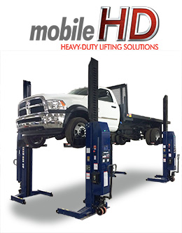 Challenger CLHM-185 Mobile HD – Mobile Column Lifts