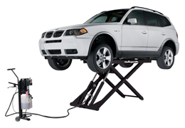 Challenger Mid-Rise Car Lift: MR6 Drive Over Auto Lift